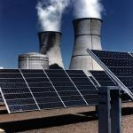 Solar battery solar backup
