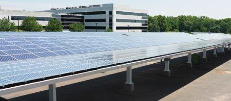 mass commercial solar carport contractors