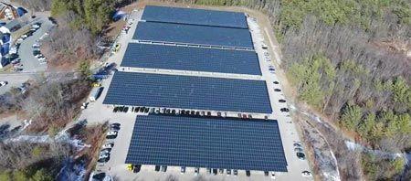 commercial solar carport contractors