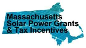massachusetts solar power grants tax incentives